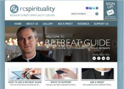 http://rcspirituality.org | free, online, do-it-yourself mini-retreats