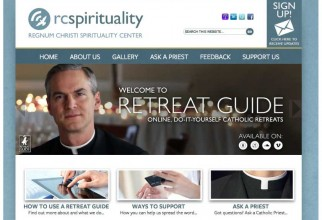http://rcspirituality.org | free, online, do-it-yourself mini-retreats
